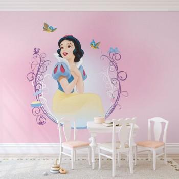 پوستر دیواری کودک سفید برفی مدل BKW063-1