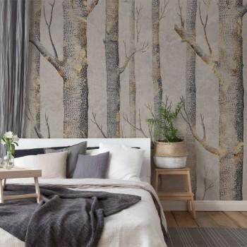 پوستر دیواری درختان تنومند مدل BCW610-1