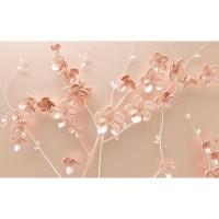 پوستر سه بعدی شکوفه های بلوری مدل BCW269-2