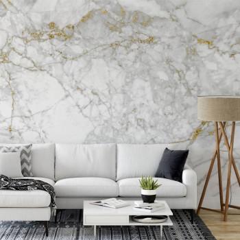 پوستر دیواری مرمر سفید مدل BCW724-1