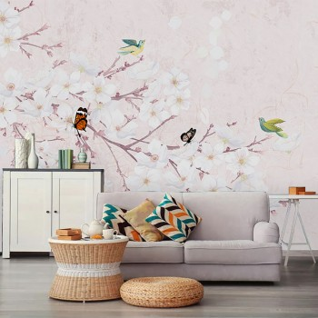 پوستر دیواری ارمغان بهار مدل BCW398-1