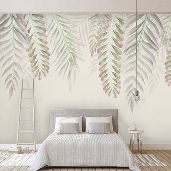 پوستر دیواری شاخه های زیتون مدل BCW371-1