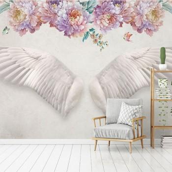 پوستر سه بعدی بال فرشته مدل BCW372-1