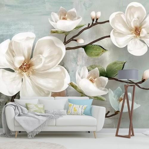 پوستر سه بعدی شکوفه ی گیلاس مدل BCW005-1