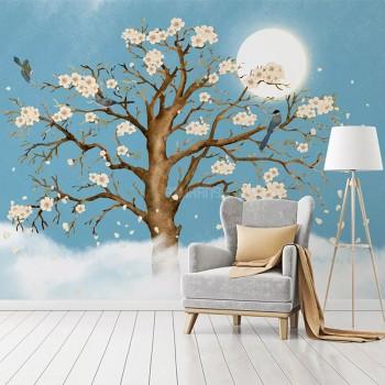 پوستر دیواری درخت سحر آمیز مدل BCW529-1
