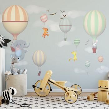 پوستر دیواری کودک پرواز...