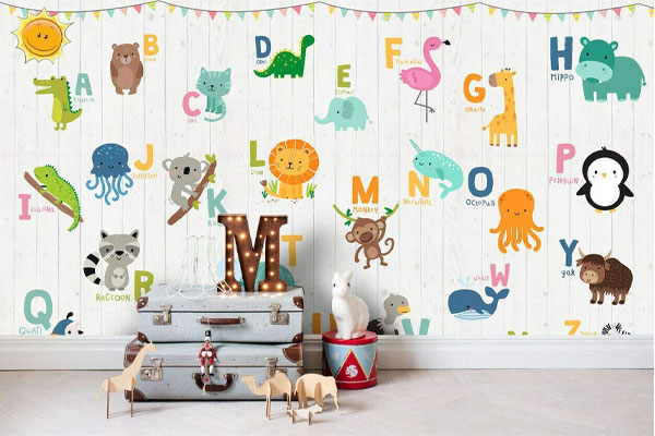 پوستر اتاق کودک
