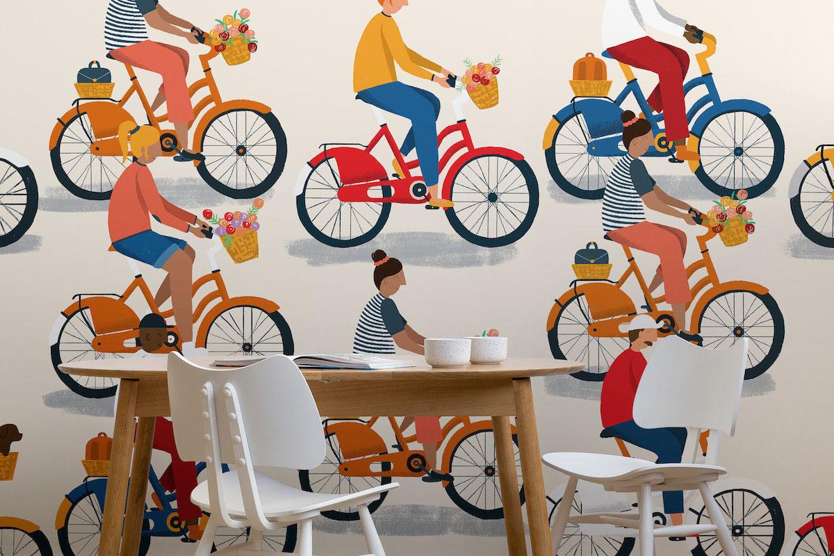 پوستر دیواری وسیله نقلیه